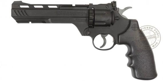 Revolver 4,5 mm CO2 CROSMAN - VIGILANTE noir (4 joules max)
