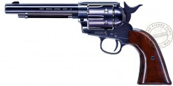 """Revolver 4,5 mm CO2 UMAREX Colt Single Action Army 45 - Canon 5,5"""" - Plombs"""