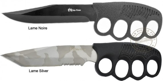 MAX KNIVES Dagger - Knuckle Duster