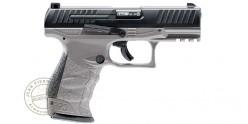WALTHER PPQ M2 T4E CO2 rubber bullets pistol - Cal.43 - Black