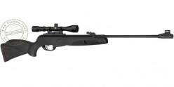 Kit carabine à plombs 4,5 mm GAMO Black Knight (29 Joules) + Lunette 4x32