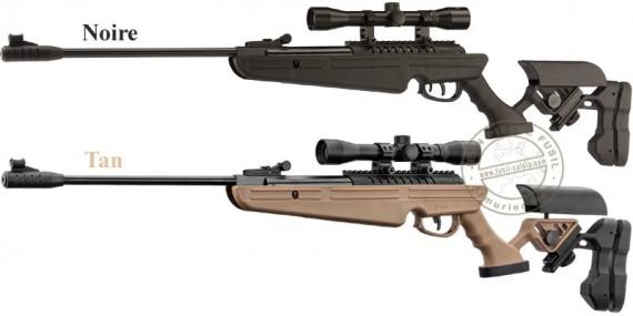 B.O.Manufacture QUANTICO air rifle .177 bore (19.9 Joule) + 4x32 scope