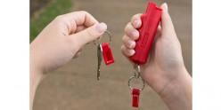 Sabre Red - Defense red pepper spray - Keychain