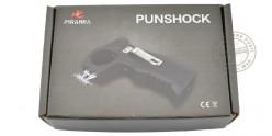 PIRANHA Punshock ergonomic stun gun - 2 000 000 V