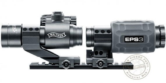 WALTHER EPS3 red dot sight