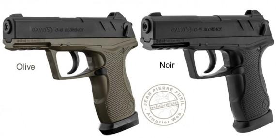 Pistolet à plomb CO2 4.5 mm GAMO C15 Blowback (3,10 joules)