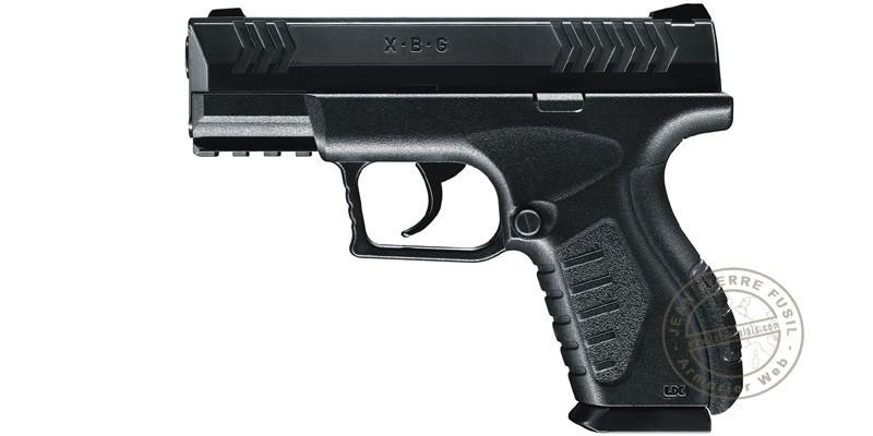 UX XBG CO2 pistol pack - .177 bore (2,5 joules)