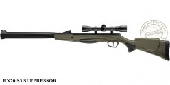 STOEGER RX20 Dynamic air rifle - .177 rifle bore (19.9 joules) + 4x32 scope