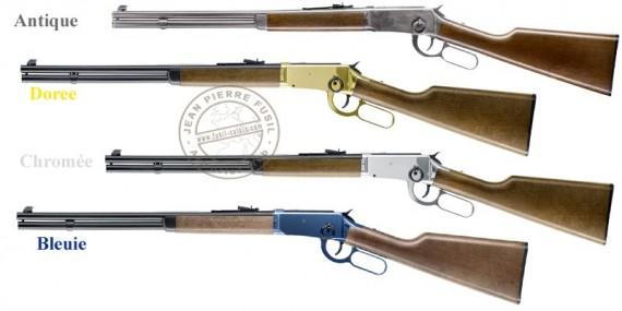 Carabine à plomb CO2 4,5 mm BB UMAREX Legends Cowboy Rifle