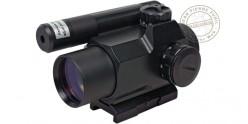VEOPTIK - Red dot and lasersight