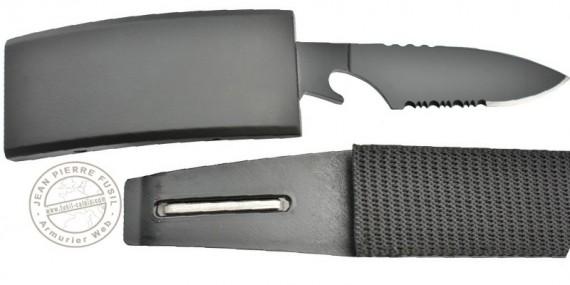 Couteau de ceinture - lame 6.5 cm