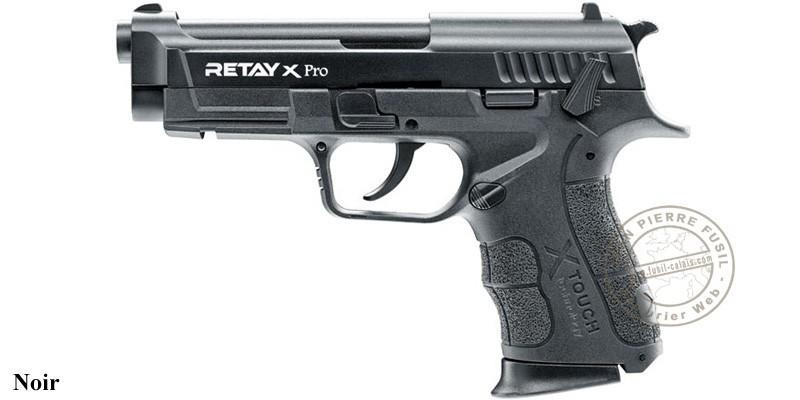 Pistolet d'alarme à blanc RETAY X Pro - Cal. 9mm PAK
