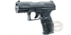 WALTHER PP M2 blank firing pistol - Black - 9mm blank bore