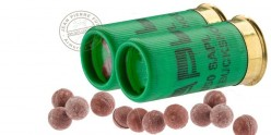Gomm-cogne cartidges - Buckshot 1250 - (x5)
