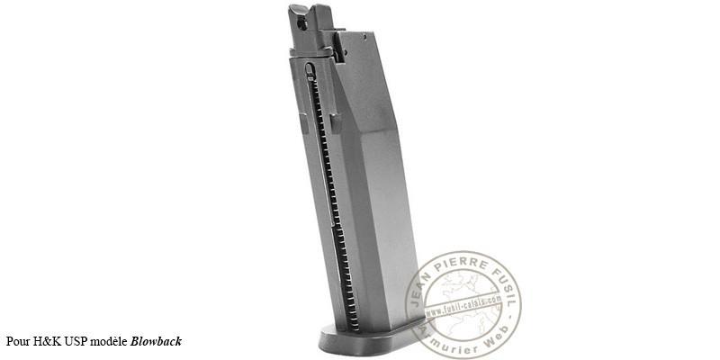UMAREX - Chargeur pour pistolet H&K USP Blowback - 4,5mm BB
