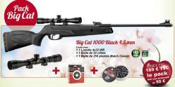 GAMO Big Cat 1000 airgun kit .177 (19.9 joule) + 4x32 scope